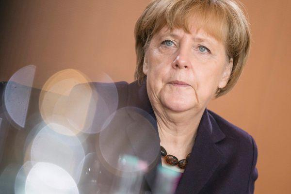 Канцлер ФРГ Ангела Меркель на пятом месте.