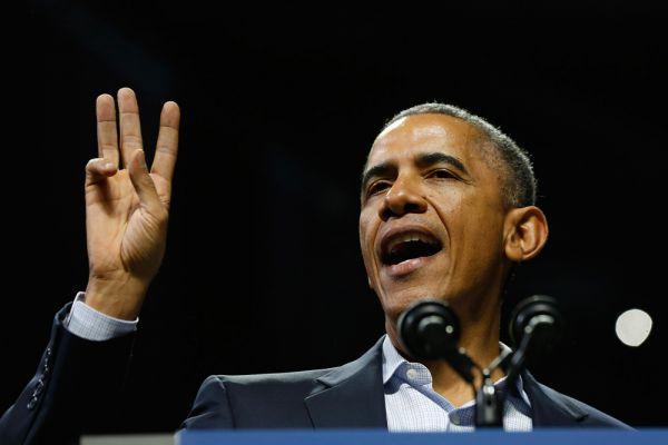 На втором месте расположился президент США Барак Обама.