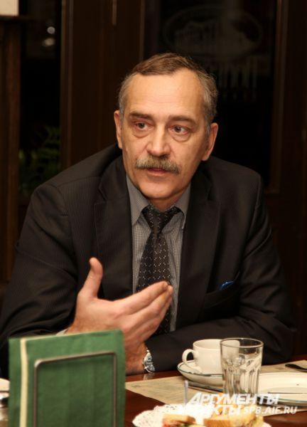 Фролов Александр Викторович, советник директора СПбГУП «Завод МПБО-2»
