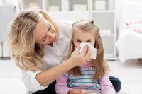 Профилактика ОРВИ. Как защитить ребенка от болезни