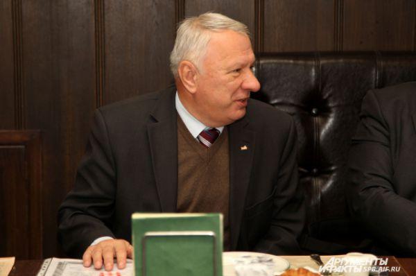 Язев Анатолий Владимирович, генеральный директор Автопарка № 1 «Спецтранс»