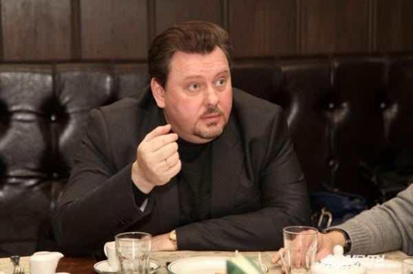 Подгосник Александр Аркадьевич, генеральный директор компании «Спецтранс «ПАЛИР»