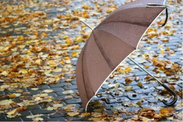 Осень в Приморье