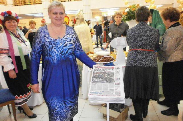 Работники сельского хозяйства выставили свою продукцию в филармонии Кузбасса.