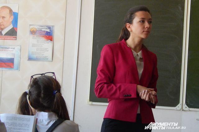 Учитель, как известно, должен нести свет