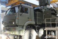 ПВО Панцирь С-1 - сухопутная версия знаменитого ракетно-пушечного комплекса.