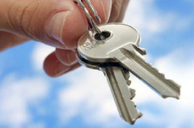 Ключи от новой квартиры - мечта многих приморских семей.