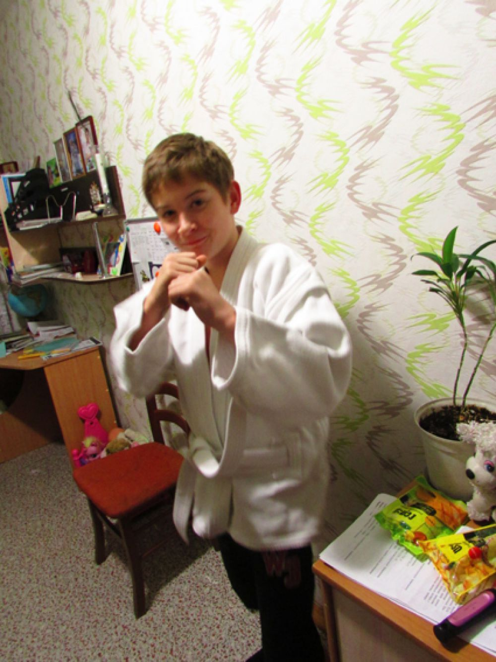 Участник №42. Матвеев Артем