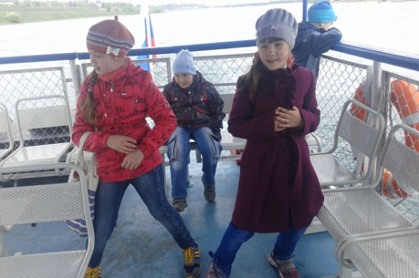 Участник №44. Иванова Каролина: Танцы на корабле.