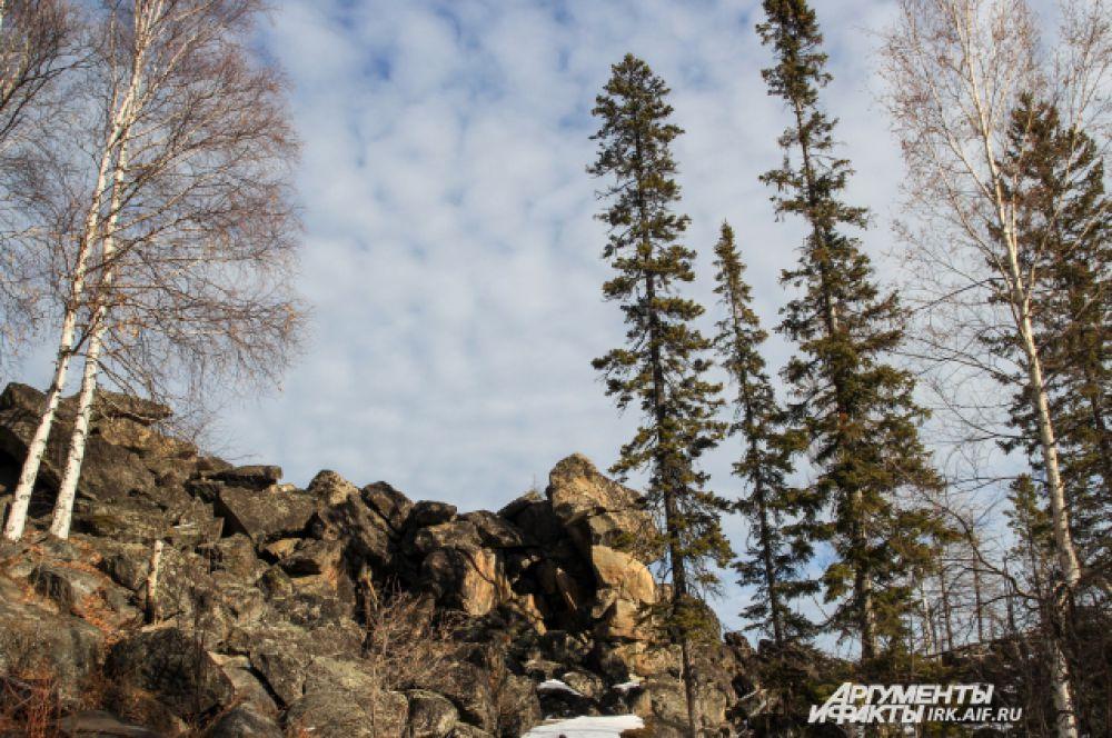 Чтобы добраться до вершины, придется изрядно попотеть.