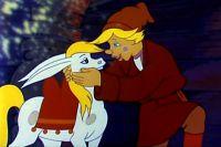 Кадр из мультфильма «Конёк-Горбунок». 1947 год