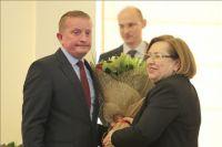 Сергей Горбань и Зинаида Неярохина