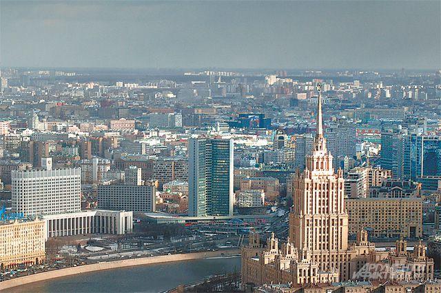 Есть шанс взглянуть на Москву свысока...