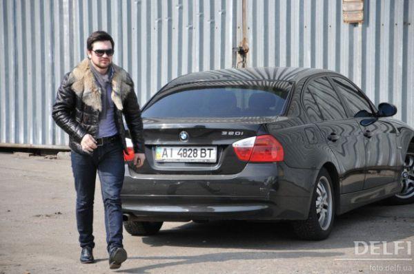BMW Василия Бондарчука