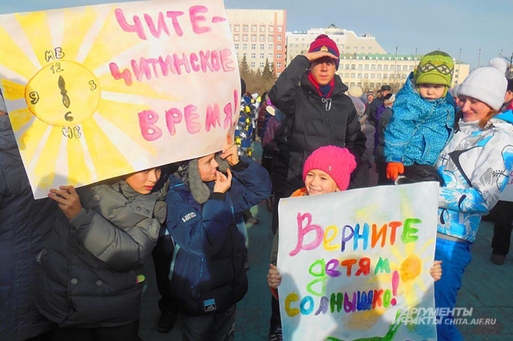 Оказывается, на Камчатке и в Приморском крае люди отстояли свой часовой пояс. Сможем ли мы?
