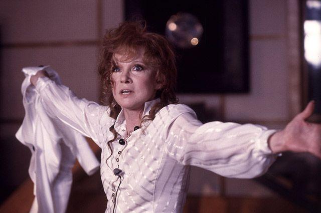 «Послушай, Феллини!» Режиссёр Михаил Швейцер. 1993 год.