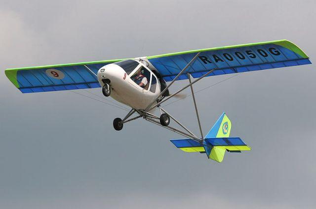 Сверхлёгкий самолёт марки «Птенец».