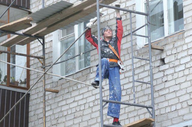 Жилой фонд Омской области собираются отремонтировать за ближайшие 30 лет.