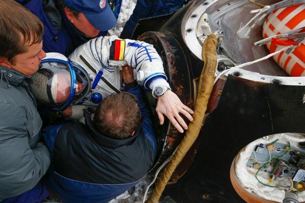 Экипаж космического корабля «Союз ТМА-13М» во время пребывания на МКС выполнил ряд работ с российскими грузовыми кораблями «Прогресс», европейским «грузовиком» ATV-5, а также обширную научную программу, только российская часть которой состояла из более чем 40 экспериментов.