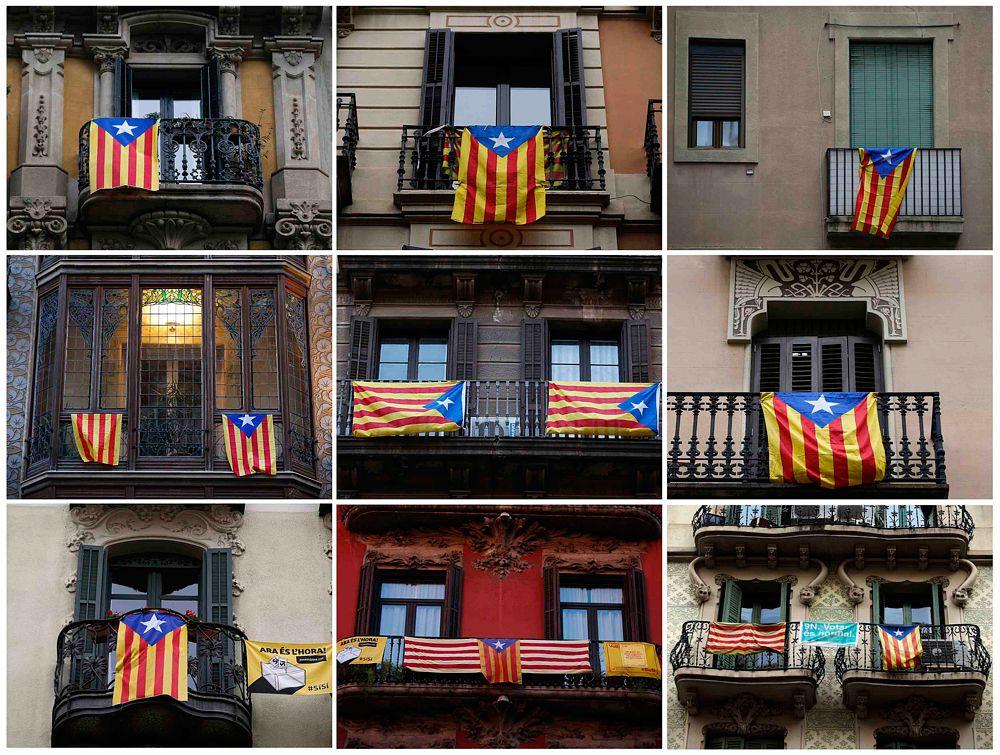 Больше того, правительство Испании в Конституционном суде опротестовало даже право Каталонии на проведение не имеющего юридической силы опроса, и он должен был быть отложен до вынесения решения суда, то есть как минимум на пять месяцев.