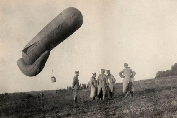 Западный фронт. 1915 год.