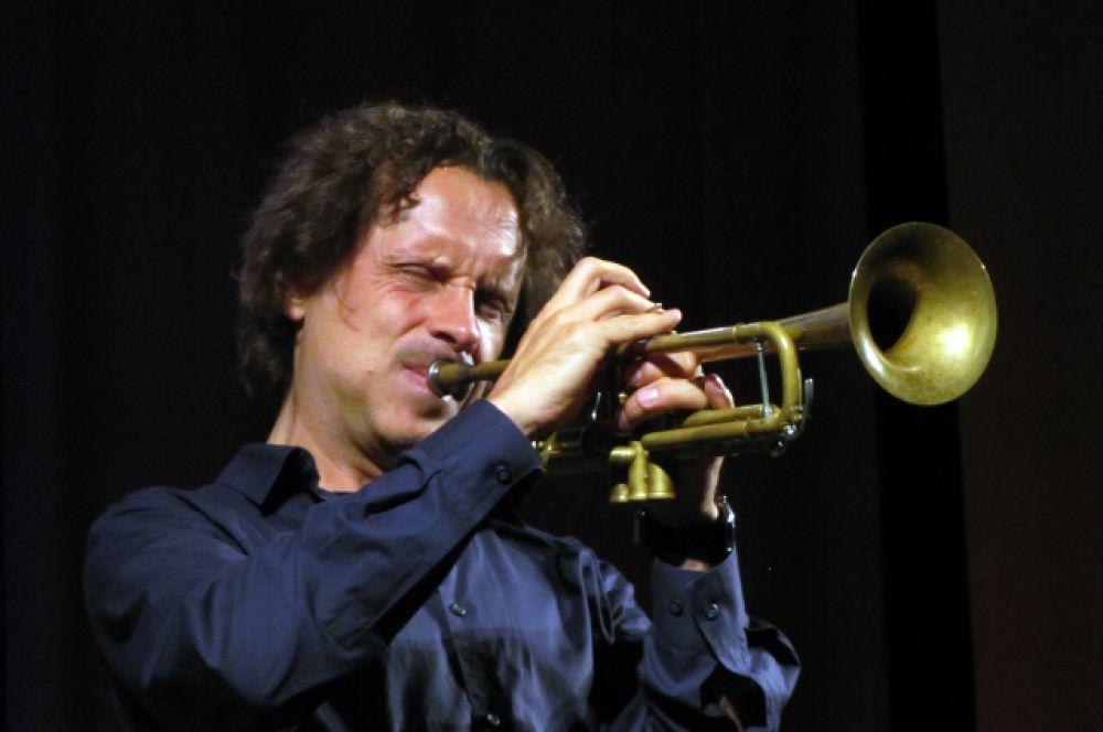 Воронежцы послушали джаз отечественных музыкантов из Нью-Йорка