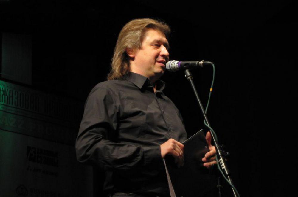 Александр Лукинов поздравил воронежцев с «Джазовой провинцией»