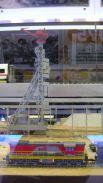 ...макет боевого железнодорожного комплекса «Молодец» и сотни других уникальных экспонатов.