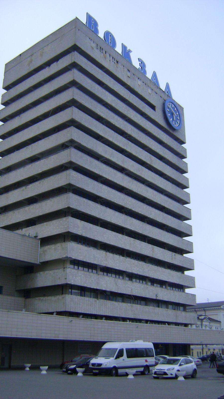 Передвижной выставочный комплекс РЖД прибыл на главный вокзал донской столицы.