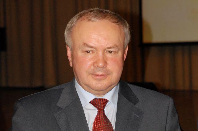 Олега Шишова задержали.