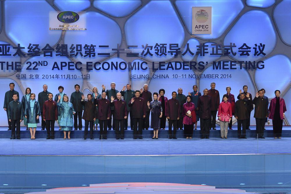 Церемония фотографирования в национальной одежде Китая.