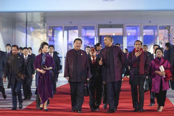 Си Цзиньпин и Барак Обама.