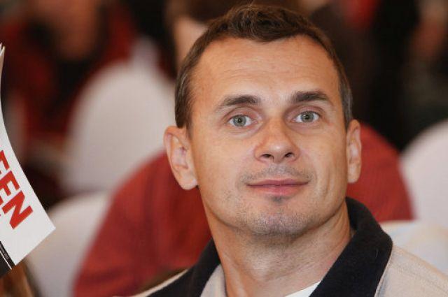 Олег Сенцов, украинский режиссер