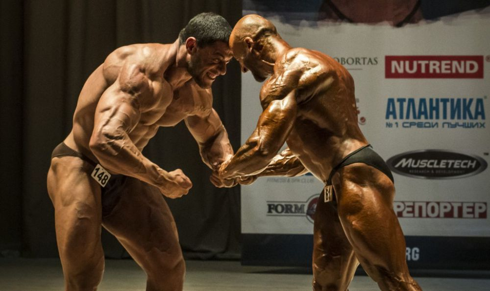 Чемпионат Украины по бодибилдингу и фитнесу 2014