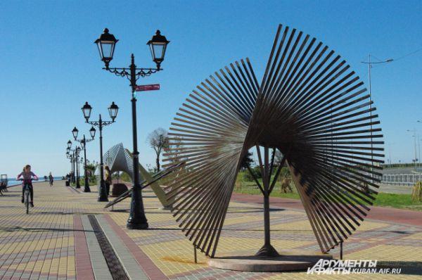 Что символизируют эти объекты, неизвестно, но туристам нравится.