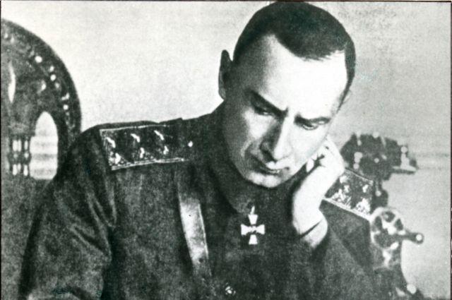 Исполняется 140 лет со дня рождения адмирала Колчака.