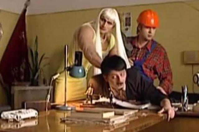 Челябинец Иван Дулин был первым фрезеровщиком нетрадиционной сексуальной ориентацией в шоу