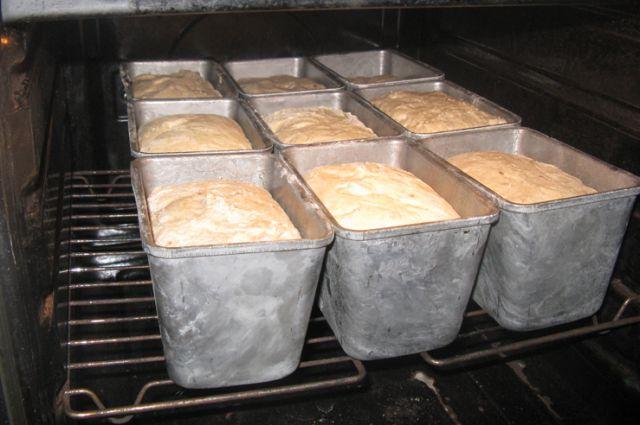 134Деревенский хлеб рецепт