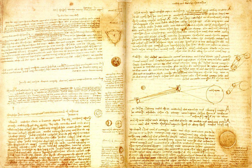 «Кодекс Лестера» Леонардо да Винчи стал самой дорогой иллюстрированной рукописью. Она ушла с молотка за $30,8 млн. Эта рукопись состоит всего из 18 листов, исписанных с обеих сторон и сложенных так, что в итоге толщина книги составляет 72 листа. Кроме того, читать ее можно только с помощью зеркала — Леонардо воспользовался собственноручно изобретенным «зеркальным» шрифтом. 11 ноября 1994 года выставленный на аукционе Christie's в Нью-Йорке манускрипт приобрел Билл Гейтс, который стал единственным частным владельцем подлинной рукописи да Винчи в мире.