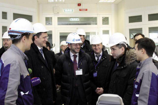 Борис Вайнзихер (в центре):