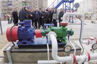 Гости Чернушки ознакомились с уникальным учебным полигоном, где по-новому будут готовить рабочие кадры для нефтегазовой отрасли.