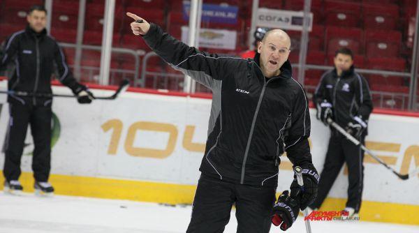 Андрей Николишин,главный тренер
