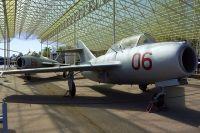 МиГ-17. На самолете этого типа Валентин Привалов пролетел под мостом.