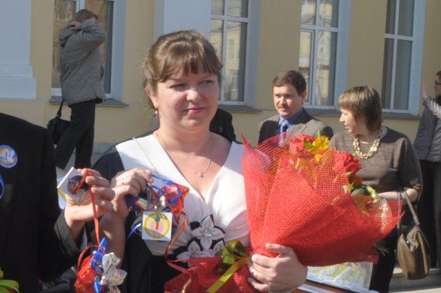Людмила Зубкова уже стала воспитателем года в Омской области.