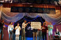 КВН объединяет весёлых и находчивых молодых людей со всего Омска.