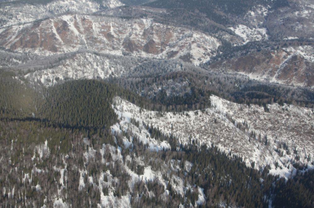 В Шории находится 8 месторождений железных руд, более 150 лет здесь моют рассыпное золото.