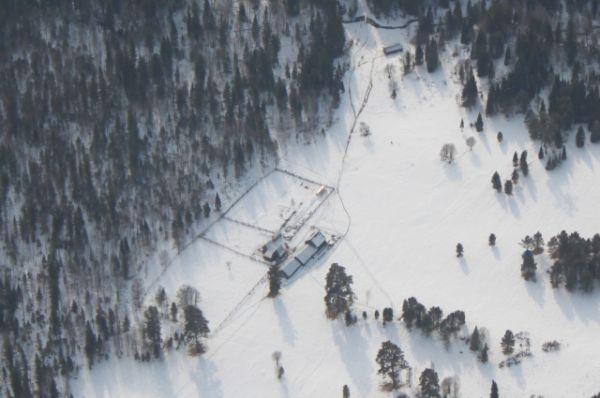В Горной Шории крайне низкая плотность населения. Добраться до некоторых поселений можно только на вертолете.