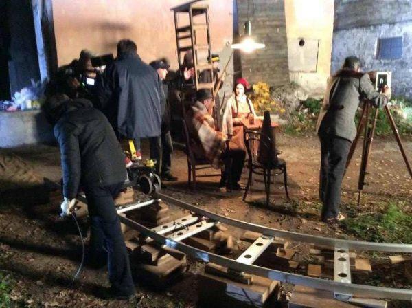 В Одессе начались съемки кинокартины «Александр Довженко. Одесский рассвет»
