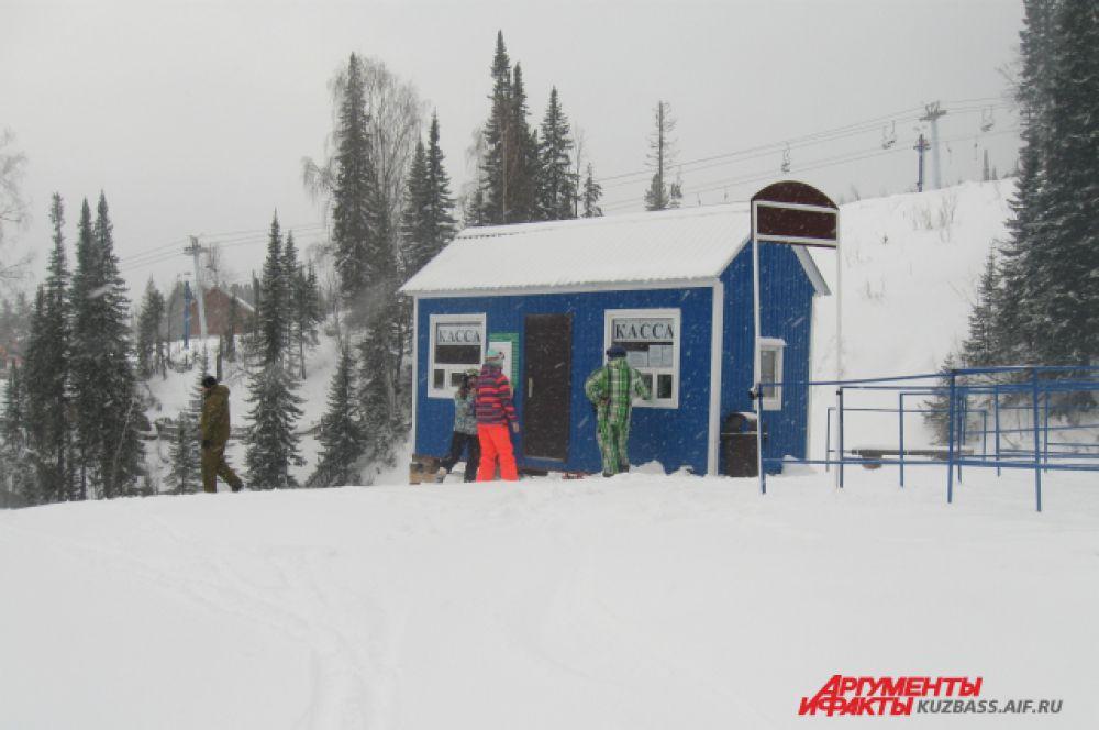 Шерегеш вошел в тройку самых дешевых горнолыжных курортов России.