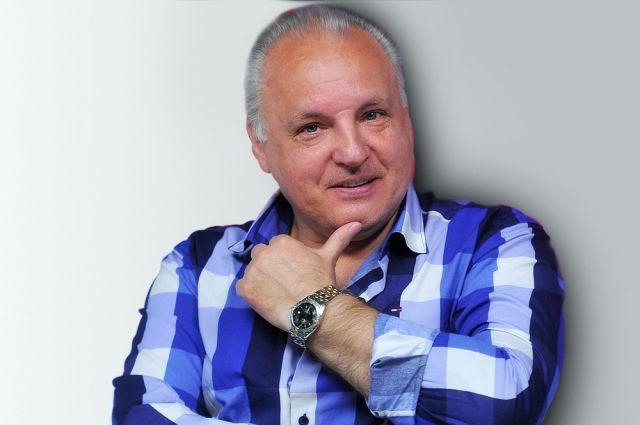Владимир Абрамов.